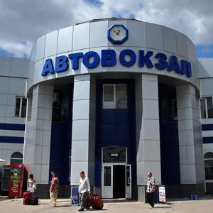 Автовокзалы Кагальницкой