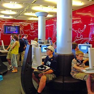 Интернет-кафе Кагальницкой