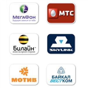 Операторы сотовой связи Кагальницкой