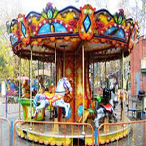 Парки культуры и отдыха Кагальницкой