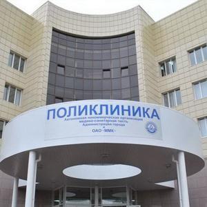 Поликлиники Кагальницкой