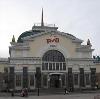 Железнодорожные вокзалы в Кагальницкой