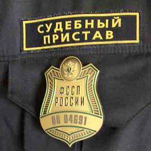Судебные приставы Кагальницкой