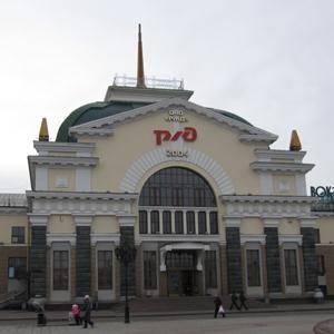 Железнодорожные вокзалы Кагальницкой